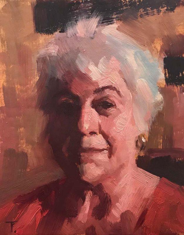 Fine Art Portrait commissions Newcastle by Pablo Tapia